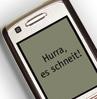 schnee-sms-handy