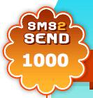Anzahl der SMS, die noch verfügbar sind